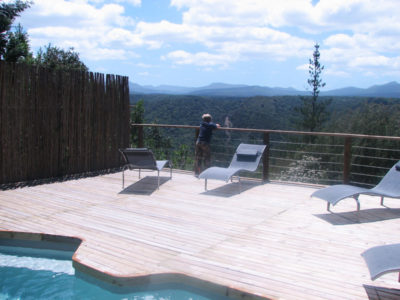 Forest Valley splash pool